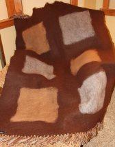 Handmade Alpaca Blanket