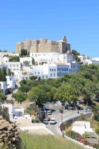 The monastery - Patmos.
