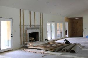 Living Room Deconstruction